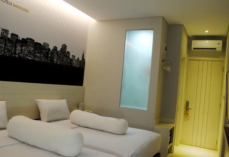 Vio Westhoff Bandung - Classy Twin Room Only Regular Plan