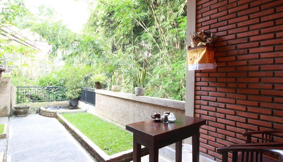 Citrus Tree Villas - Sulendra Bali - Teras