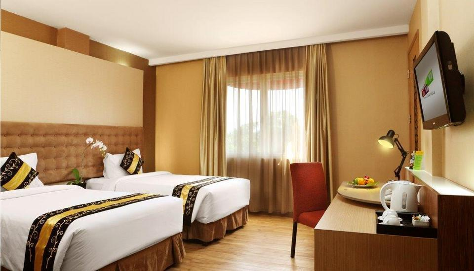 Rivavi Kuta Beach Hotel Bali - Silver Superior Room Without Breakfast Basic Deal Promotion