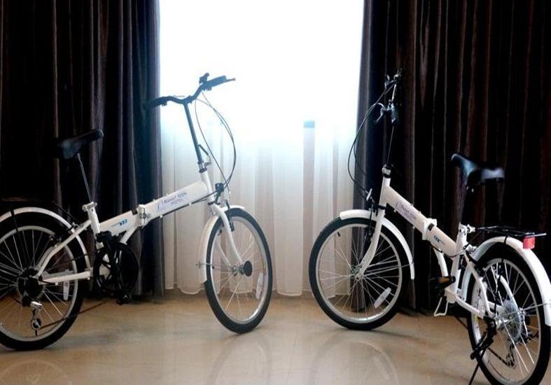 Rahat Icon Hotel Belitung - Penyewaan sepeda