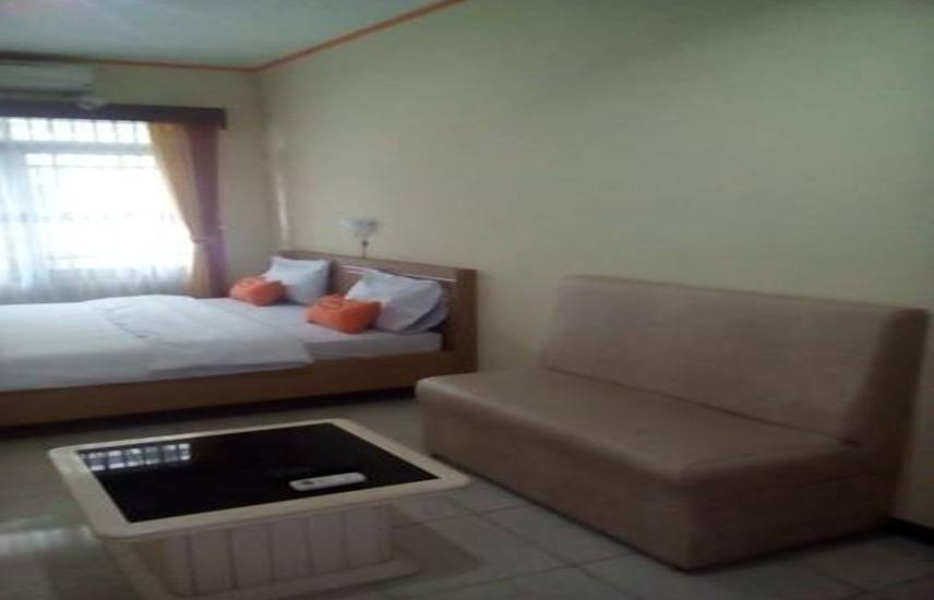 Simply Homy Guesthouse Pasteur Bandung - Deluxe Double Room (Check-in before 22.00) Regular Plan