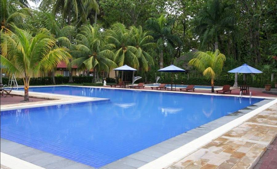 Sanghyang Indah Spa resort Serang - Kolam Renang