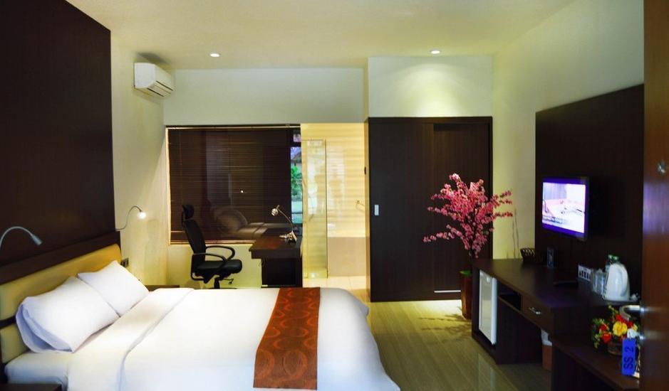 Sanghyang Indah Spa resort Banten - Sanghyang Suite Room Only LUXURY - Pegipegi Promotion