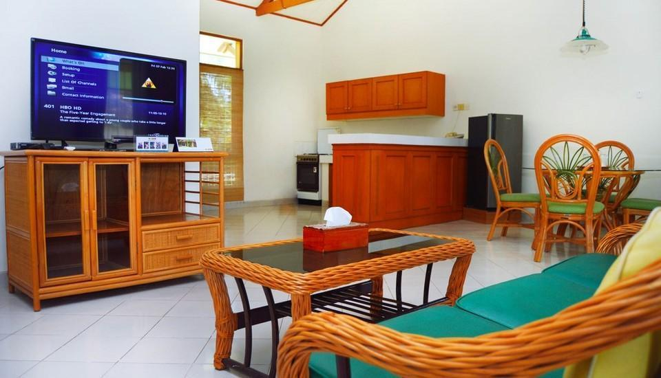 Sanghyang Indah Spa resort Serang - Krakatau Suite Room Only Regular Plan