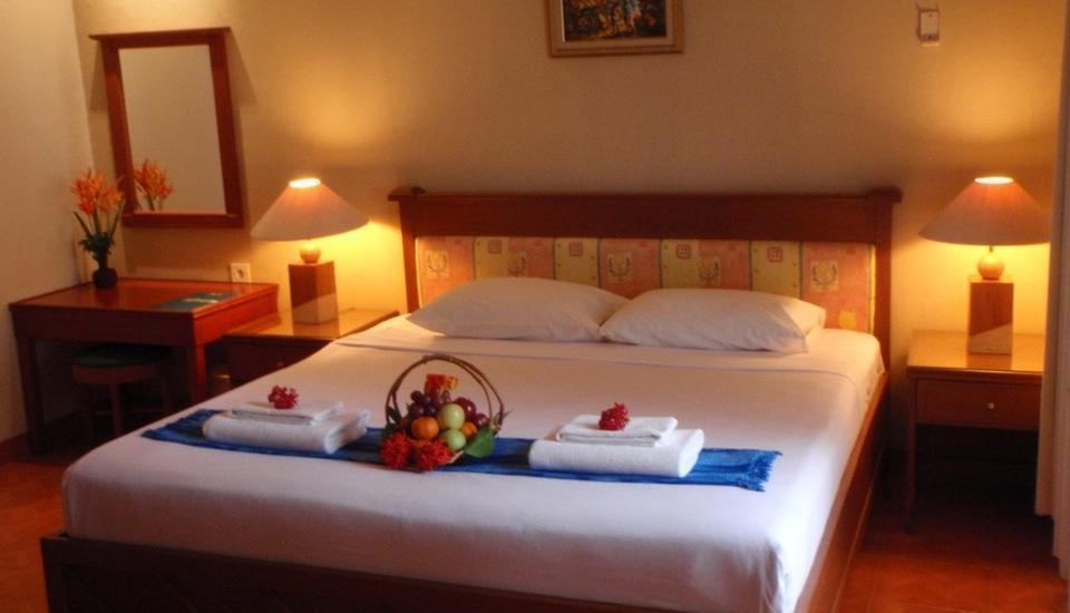 Sanghyang Indah Spa resort Serang - Krakatau Villa Beach Regular Plan