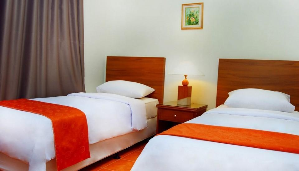 Sanghyang Indah Spa resort Serang - Krakatau Villa Beach Room Only Regular Plan