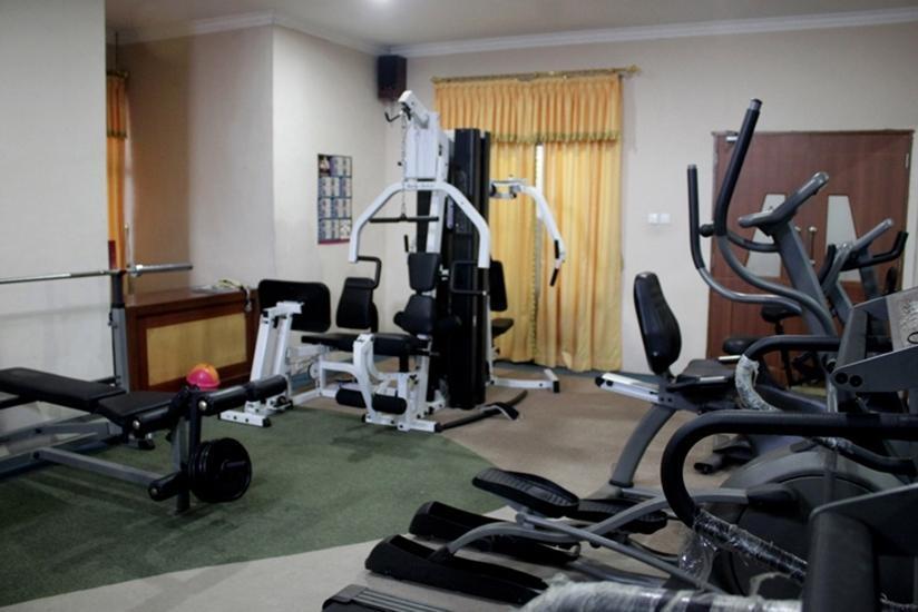 Jelita Hotel Banjarmasin - Fitness Centre