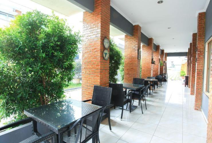 Liberty Homestay Pekanbaru - Restaurant