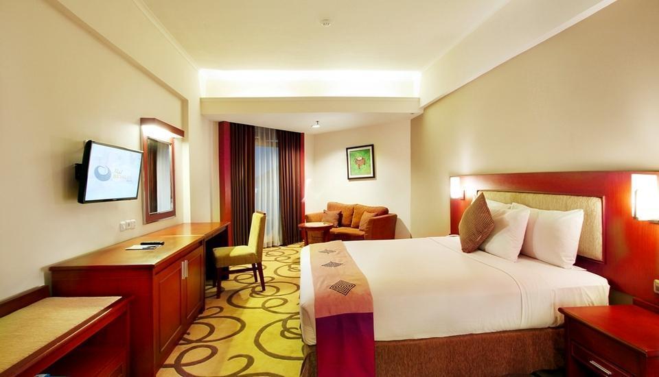 Hotel Bidakara Jakarta - DELUXE ROOM ONLY Regular Plan