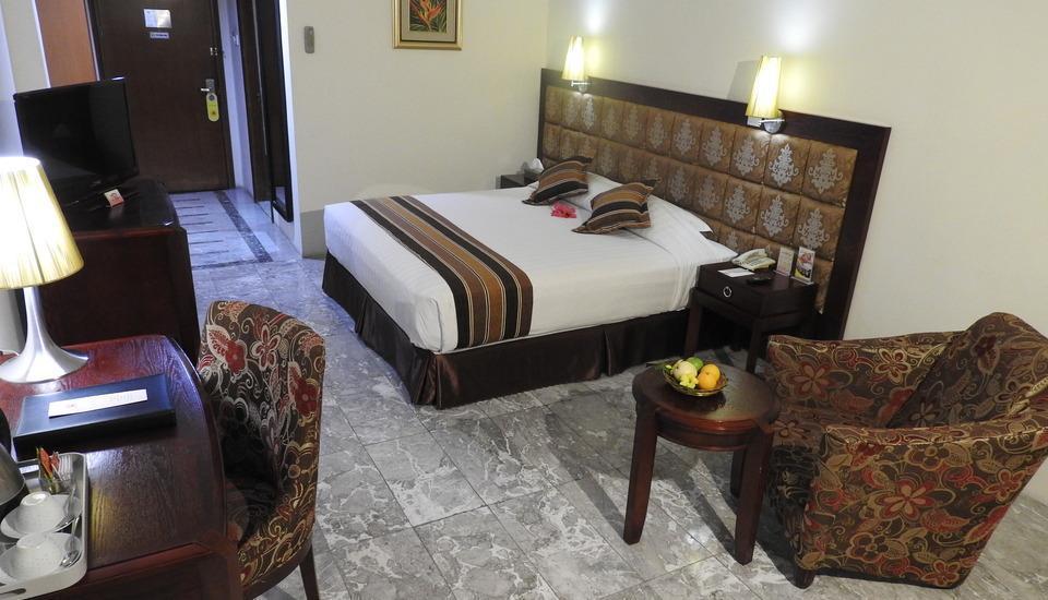 Crown Vista Batam - Deluxe Room Regular Plan