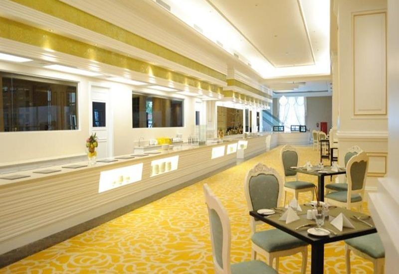 Hotel Adimulia Managed By Topotels Medan - Restoran