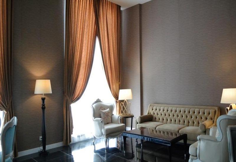Adimulia Hotel Medan - Interior