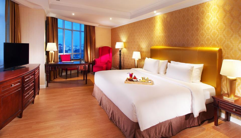 Adimulia Hotel Medan - EXECUTIVE DELUXE