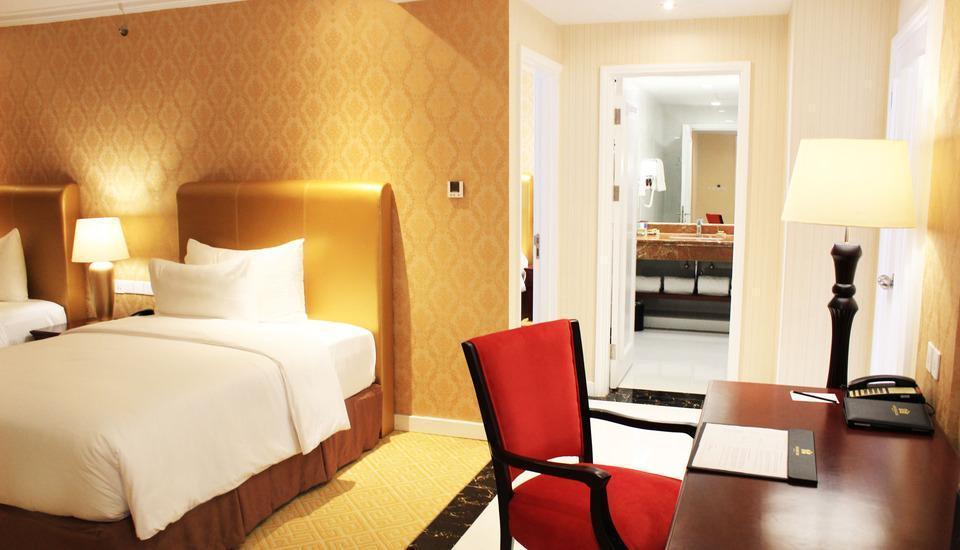 Adimulia Hotel Medan - FAMILY ROOM