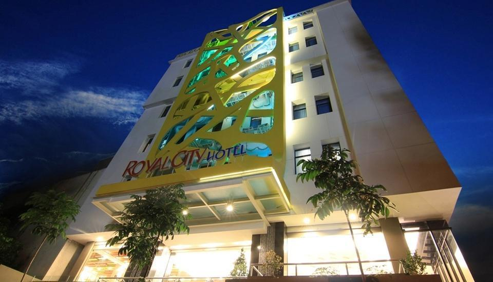 Royal City Hotel Jakarta - Hotel Building