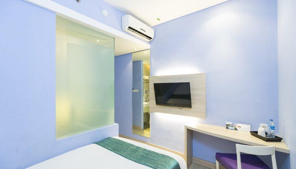 Royal City Hotel Jakarta - Superior Ruby (satu kasur) untuk 1 orang