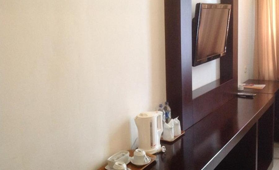 Hotel Swarna Dwipa Palembang - Kamar tamu