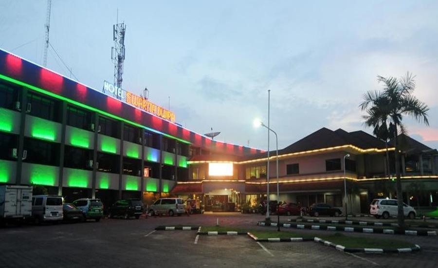 Hotel Swarna Dwipa Palembang - Eksterior