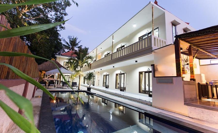 The Sunjaya Bali - Kolam Renang