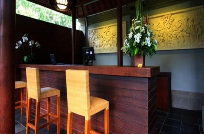 Ubud Raya Hotel Bali - Lobi