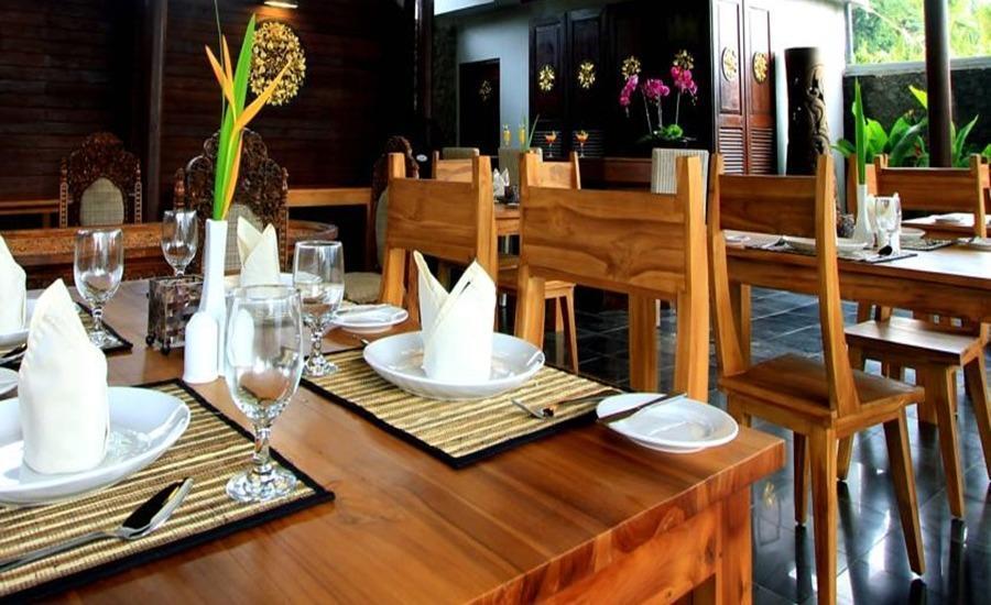 Ubud Raya Hotel Bali - Restoran