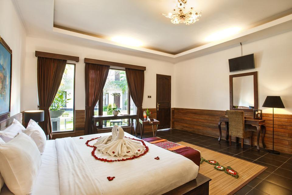 Ubud Raya Hotel Bali - Honeymoon
