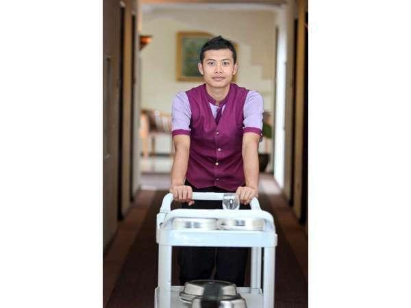 Royal Orchids Garden Hotel Malang - Karyawan