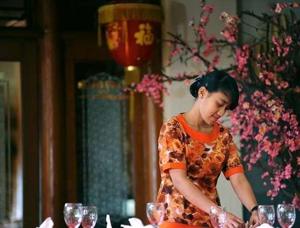 Royal Orchids Garden Hotel Malang - Restoran