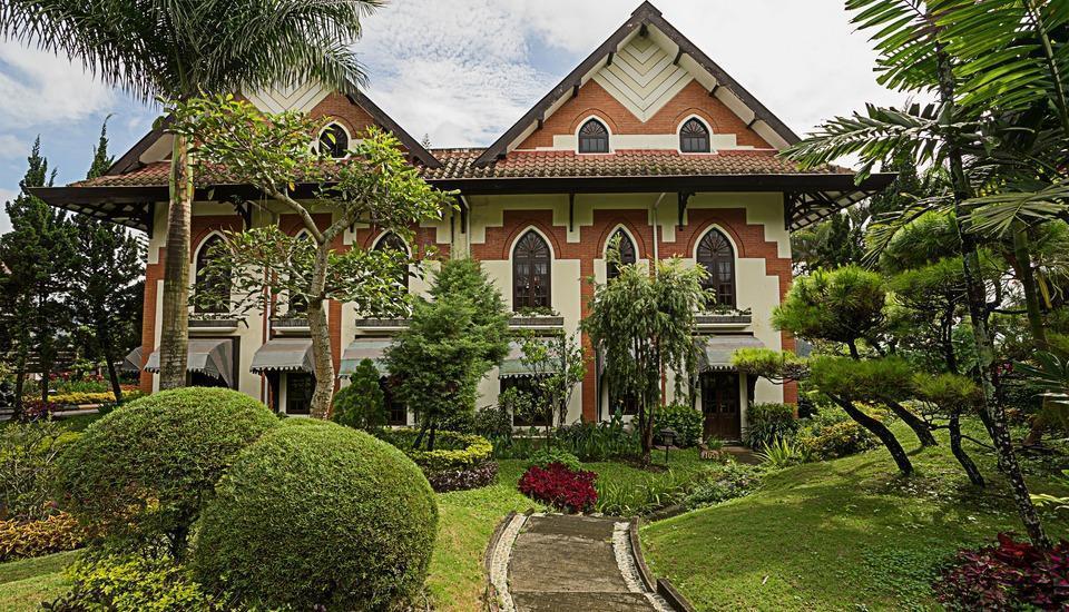 Royal Orchids Garden Hotel Malang - kamar hotel