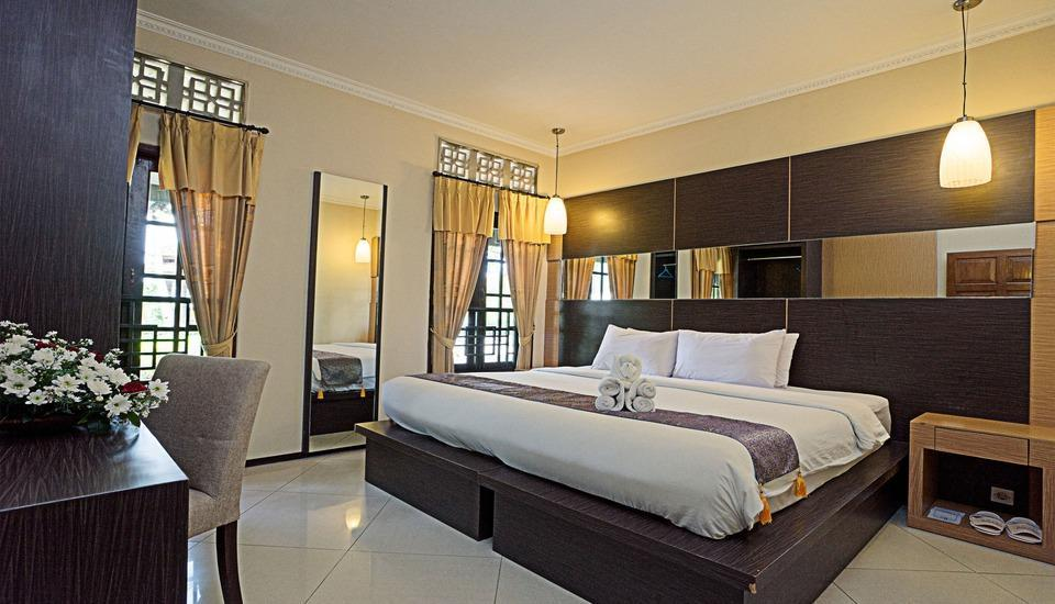 Royal Orchids Garden Hotel Malang - Kamar catalya Double Room