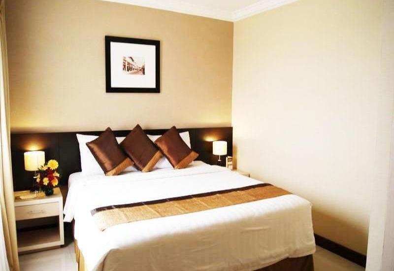The Majesty Hotel Bandung - Deluxe Double