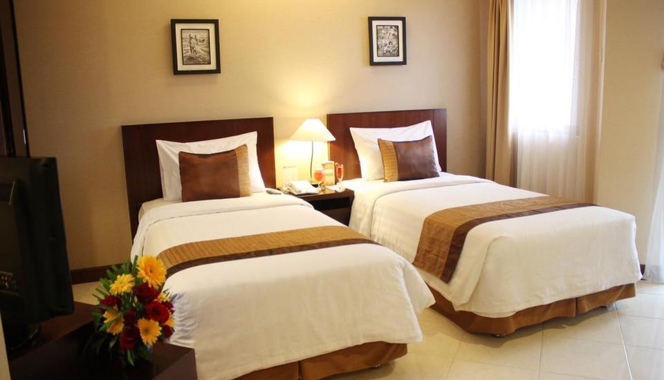 The Majesty Hotel Bandung - Superior Twin