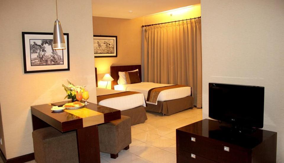 The Majesty Hotel Bandung - Deluxe Twin