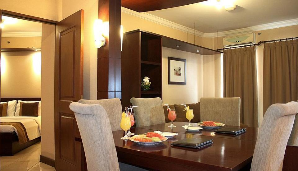 The Majesty Hotel Bandung - Junior Suite With Breakfast Regular Plan