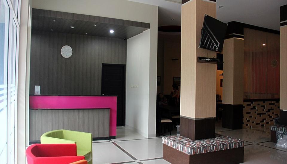 Guest Hotel Manggar Manggar - Lobi