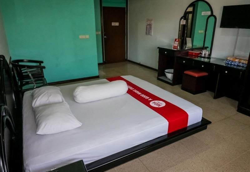 NIDA Rooms Kalibokor 108 Marvel City - Double Room Double Occupancy Regular Plan