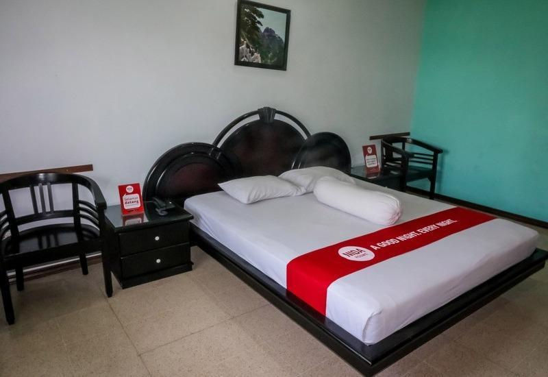 NIDA Rooms Kalibokor 108 Marvel City - Double Room Single Occupancy Regular Plan