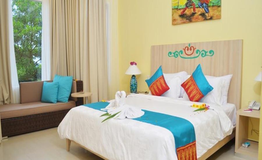 Sahid Bintan Beach Resort Bintan - Deluxe with Garden View Great January