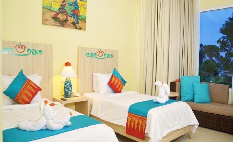 Sahid Bintan Beach Resort Bintan - Kamar tamu