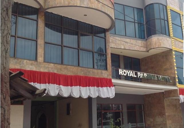 Royal Parbina Hotel Pematangsiantar - Eksterior