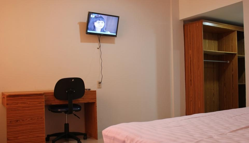 Royal Parbina Hotel Pematangsiantar - Fasilitas Kamar