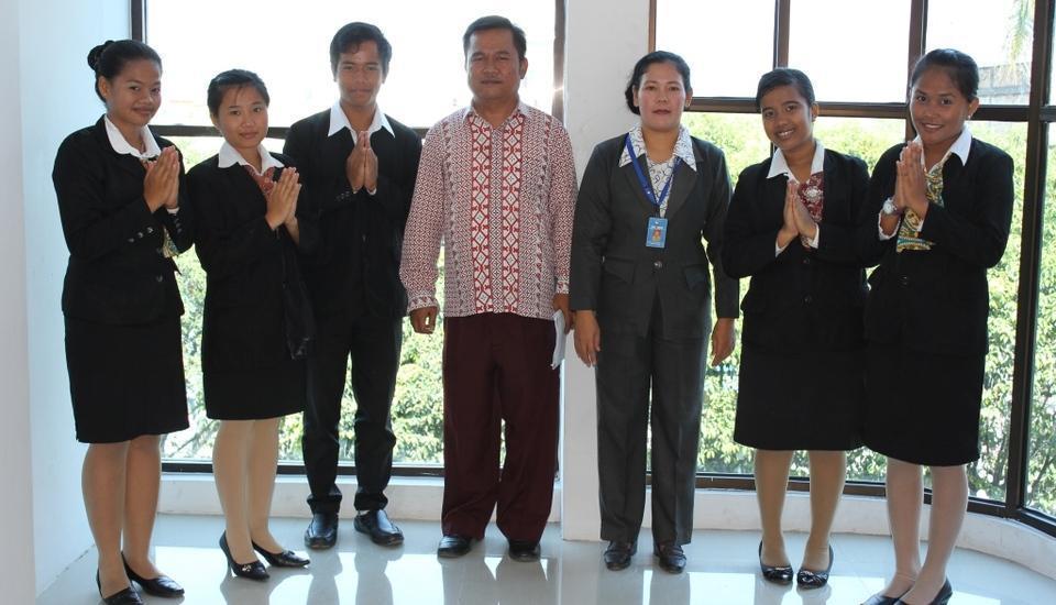 Royal Parbina Hotel Pematangsiantar - karyawan