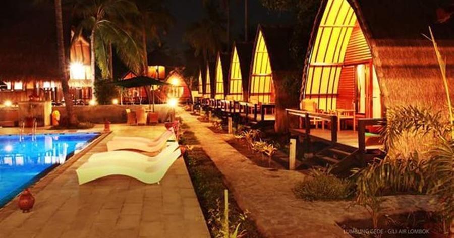 Lumbung Gede Resort Lombok - Eksterior