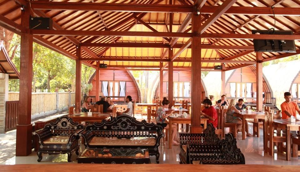 Lumbung Gede Resort Lombok - Lounge