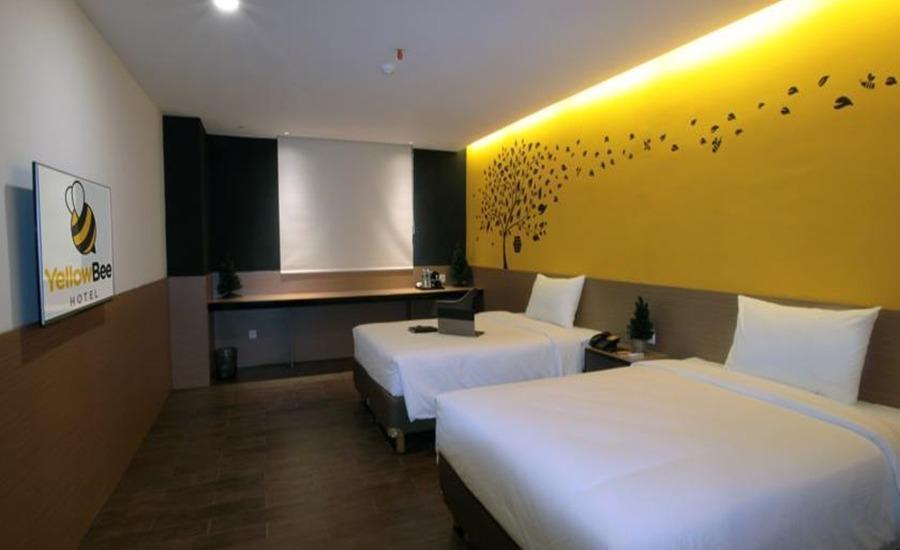 Yellow Bee Hotel Tangerang - Deluxe Room Bee Buzz 20%