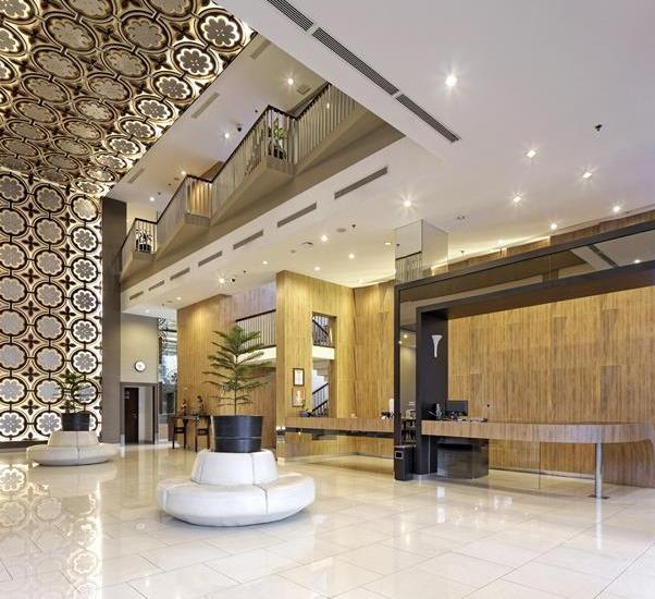 Hotel Horison Pekalongan - LOBI