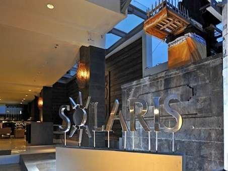 Solaris Hotel Bali - Lobi