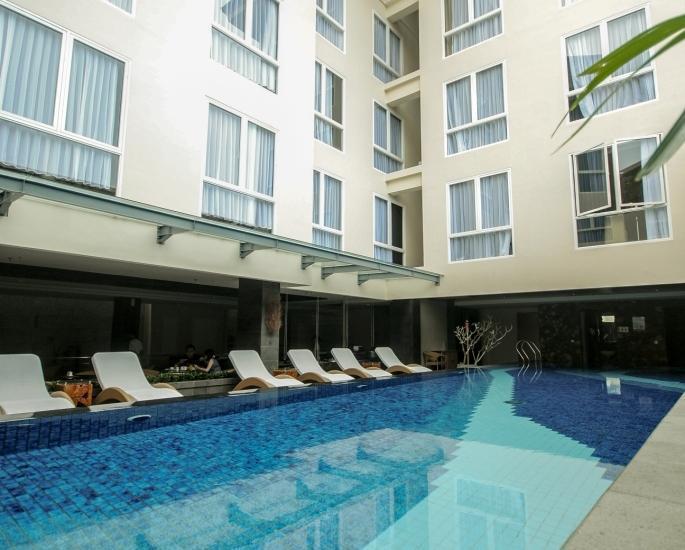 Solaris Hotel Bali - Eksterior