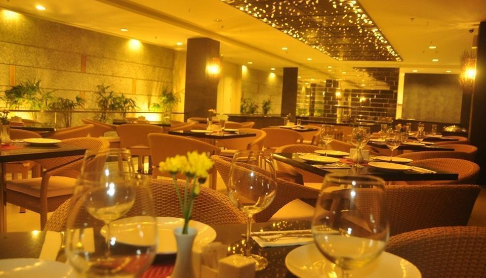 Solaris Hotel Bali - Restaurant Solaris Hotel