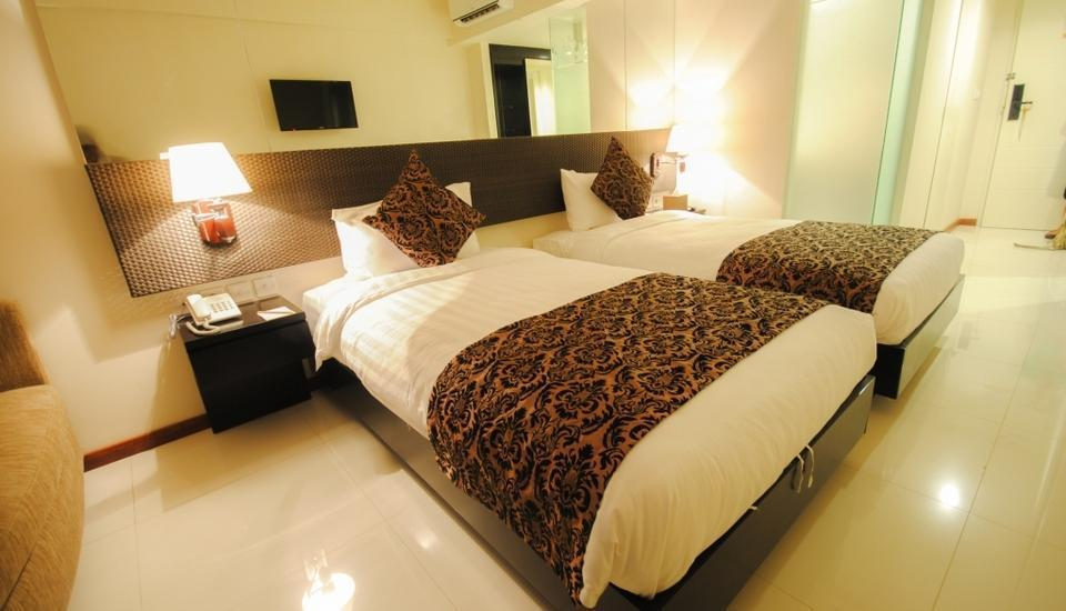 Solaris Hotel Bali - Deluxe Room Only Regular Plan